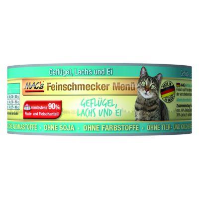 MAC´s Cat Feinschmecker 6 x 100 g