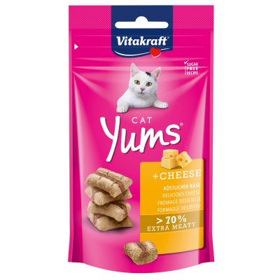 Vitakraft Cat Yums - 3 x 40 g maksamakkara
