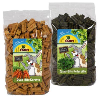 Blandpack: JR Farm Quad-Bits – Dubbelpack: 2 x 600 g