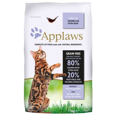 Applaws Adult Chicken & Duck - 7,5 kg
