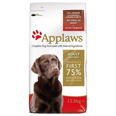 Applaws Adult Large Breed, kurczak - 7,5 kg