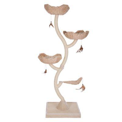 Cat´s Flower XXL -raapimispuu - kerma