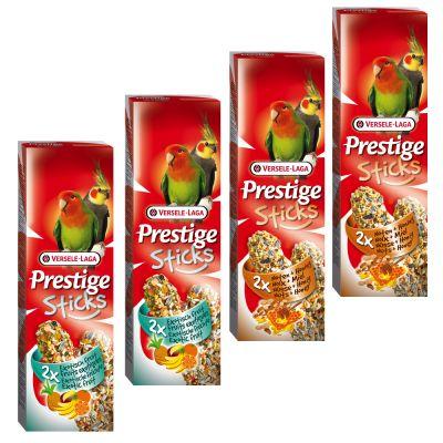 Mixed Pack Versele Laga Prestige Sticks pienille kaijoille - 4 x 2 kpl (560 g)