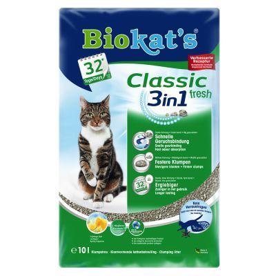 Image of Biokat's Classic Fresh 3in1 - 10 l