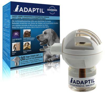 Adaptil-haihdutin Lisäksi: uudelleentäyttöpakkaus 48 ml (ei sis. haihdutinta!)