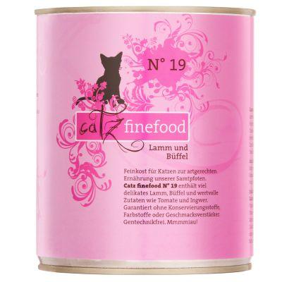 catz finefood Probierpaket 6 x 800 g