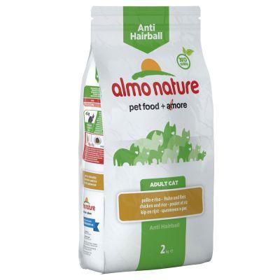 almo-nature-anti-hairball-kip-rijst-kattenvoer-2-kg