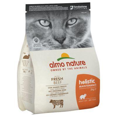 Almo Nature Holistic vacuno y arroz - 2 kg