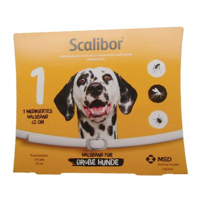 Scalibor® Protectorband 4% Halsband für Hunde
