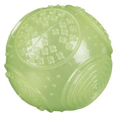 Trixie TPR Ball, fosforisoiva - 1 kpl Ø 7 cm