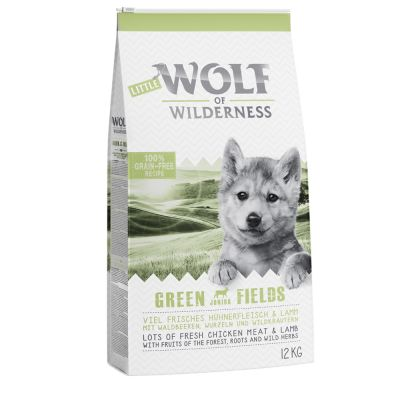 "Little Wolf of Wilderness Junior ""Green Fields"" - Lamm"