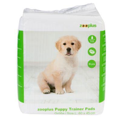 zooplus suoja-alusta koiranpennuille - Medium: P 45 x L 30 cm (30 kpl)