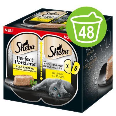 Sheba Perfect Portions 48 x 37,5 g - kalkkuna