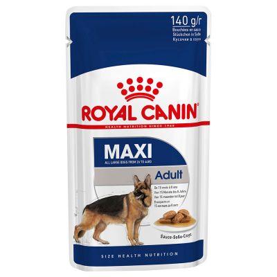 Royal Canin Maxi Adult – 40 x 140 g
