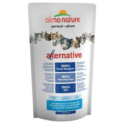 Almo Nature HFC Alternative - with Fresh Sturgeon - 750 g