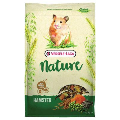 Versele-Laga Nature Hamster - 2 x 2,3 kg