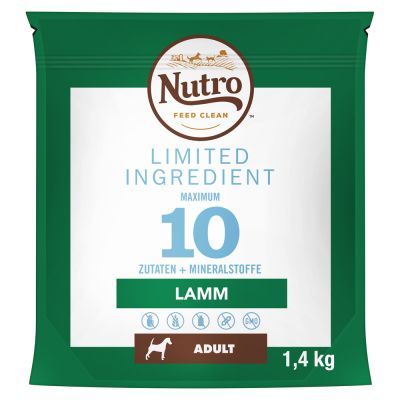 Nutro Limited Ingredient Adult Lamb - 11,5 kg