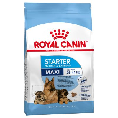 Royal Canin Maxi Starter Mother & Babydog - 15 kg
