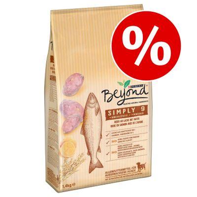 Purina Beyond -koiranruoka 14 kg: 11 + 3 kg kaupan päälle! – Lamb