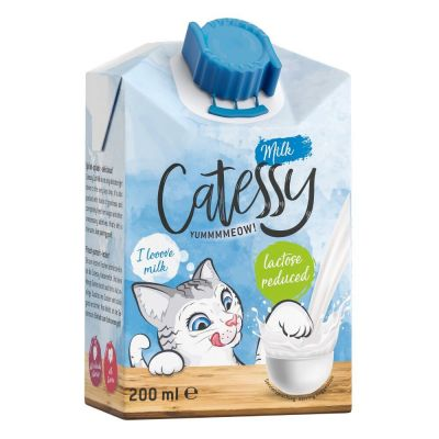 Catessy Cat Milk - 6 x 200 ml