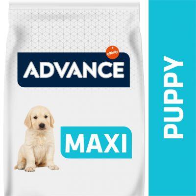 Advance Puppy Maxi pollo y arroz - 2 x 12 kg - Pack Ahorro