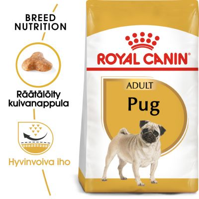 Royal Canin Breed Pug Adult - 3 kg