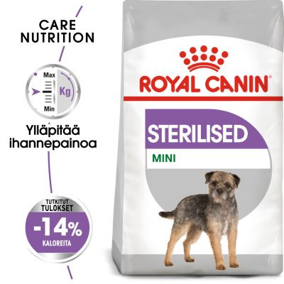Royal Canin CCN Sterilised Mini - 8 kg