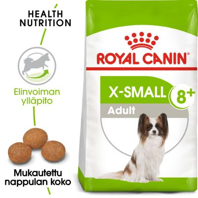 Royal Canin X-Small Adult 8 + - 3 kg