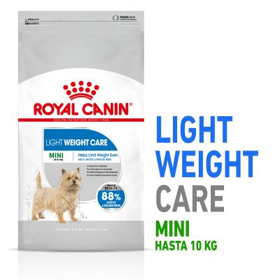 Royal Canin Mini Light Weight Care - 3 kg