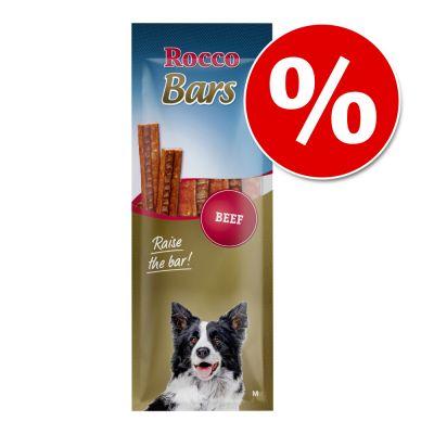 Rocco Bars -säästöpakkaus 4 x Medium - 16 kpl à 24 cm