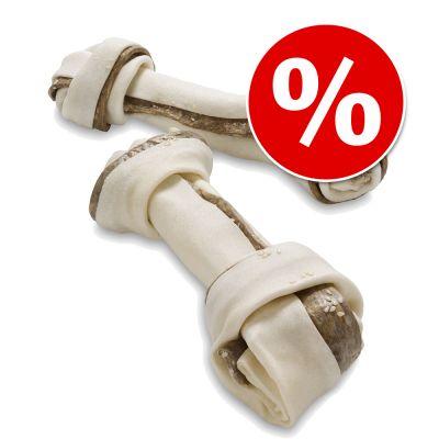 Säästöpakkaus: Barkoo-seesamipuruluut, solmittu, 6 tai 12 kpl - 12 kpl à 16 cm (1,32 kg)