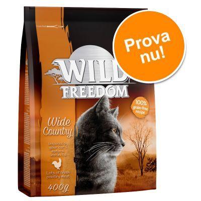 400 g Wild Freedom torrfoder till prova-på-pris! Spirit of Asia - Duck