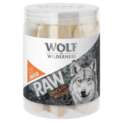 Wolf of Wilderness RAW Snack - Hühnerbrust Filet (gefriergetrocknet)