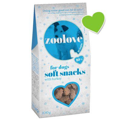 zoolove snacks semihúmedos para perros - Edición de invierno - 100 g