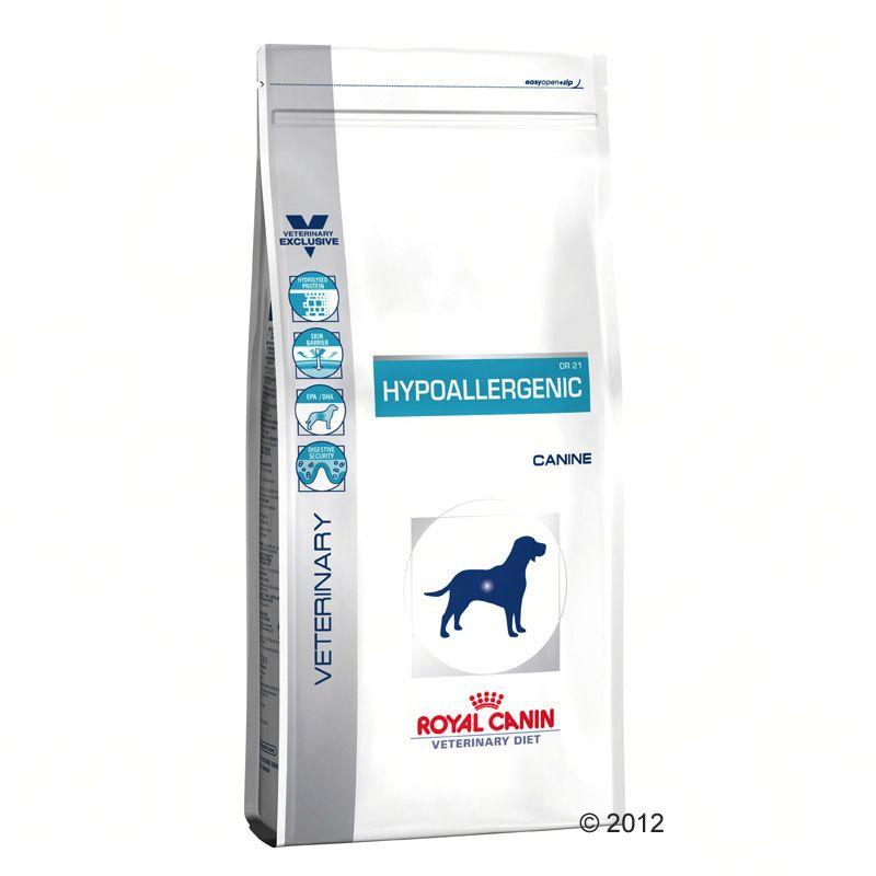 Royal Canin Hypoallergenic DR 21 - 14 kg