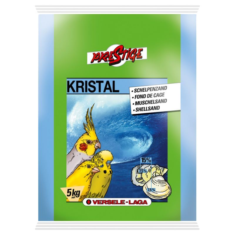 Prestige Kristal Bird Grit - 5kg