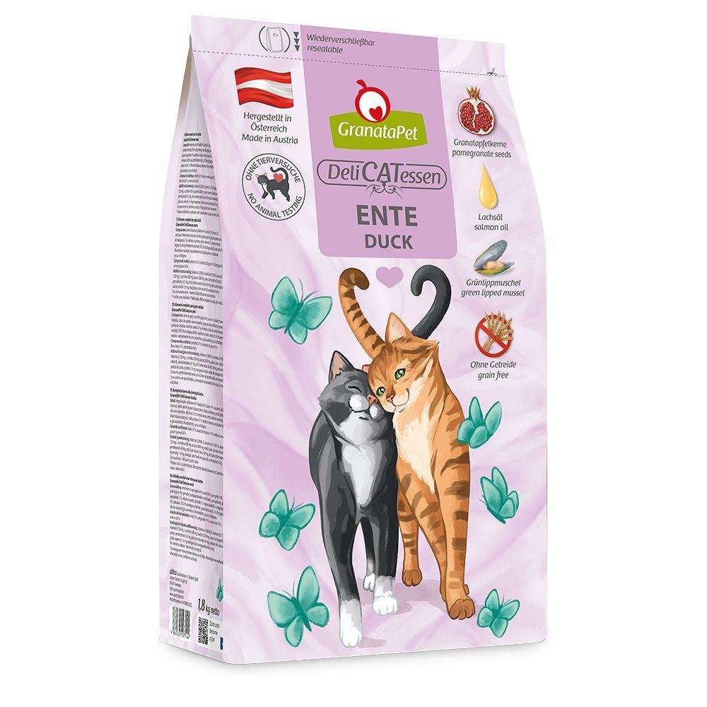 GranataPet DeliCatessen Adult Ente - 9 kg *