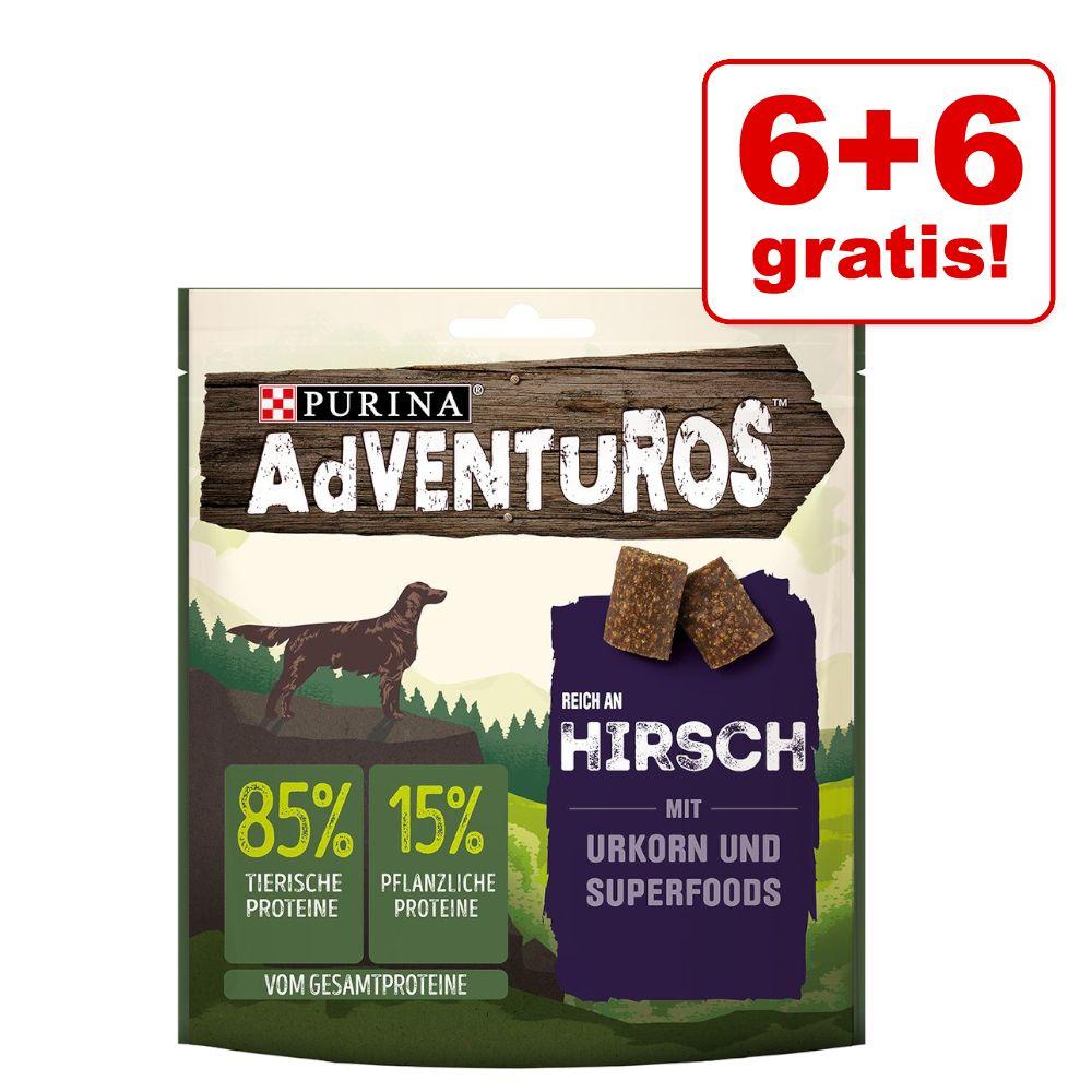 Image of AdVENTuROS ricco in Bufalo con Ancient Grain e Superfood - 6 x 90 g