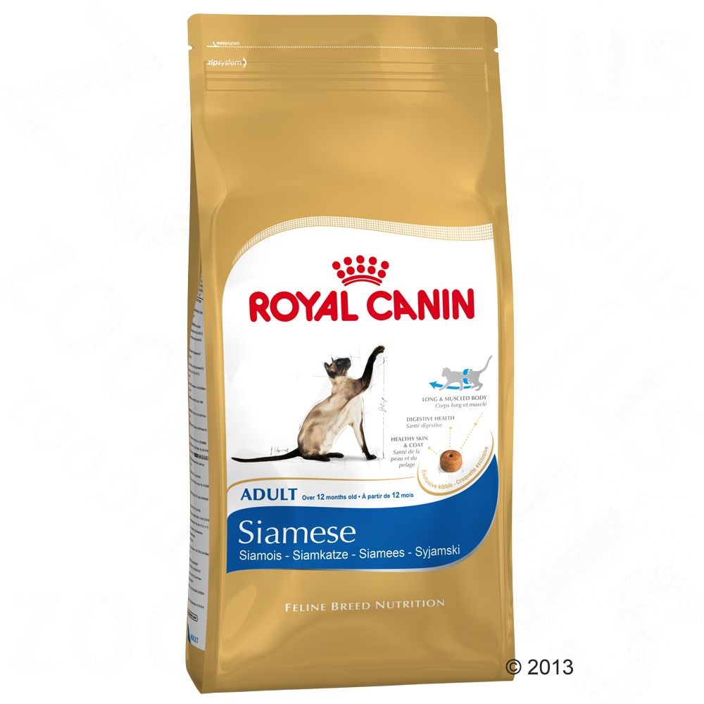 Royal Canin Siamese Adult - Sparpaket 2 x 10 kg
