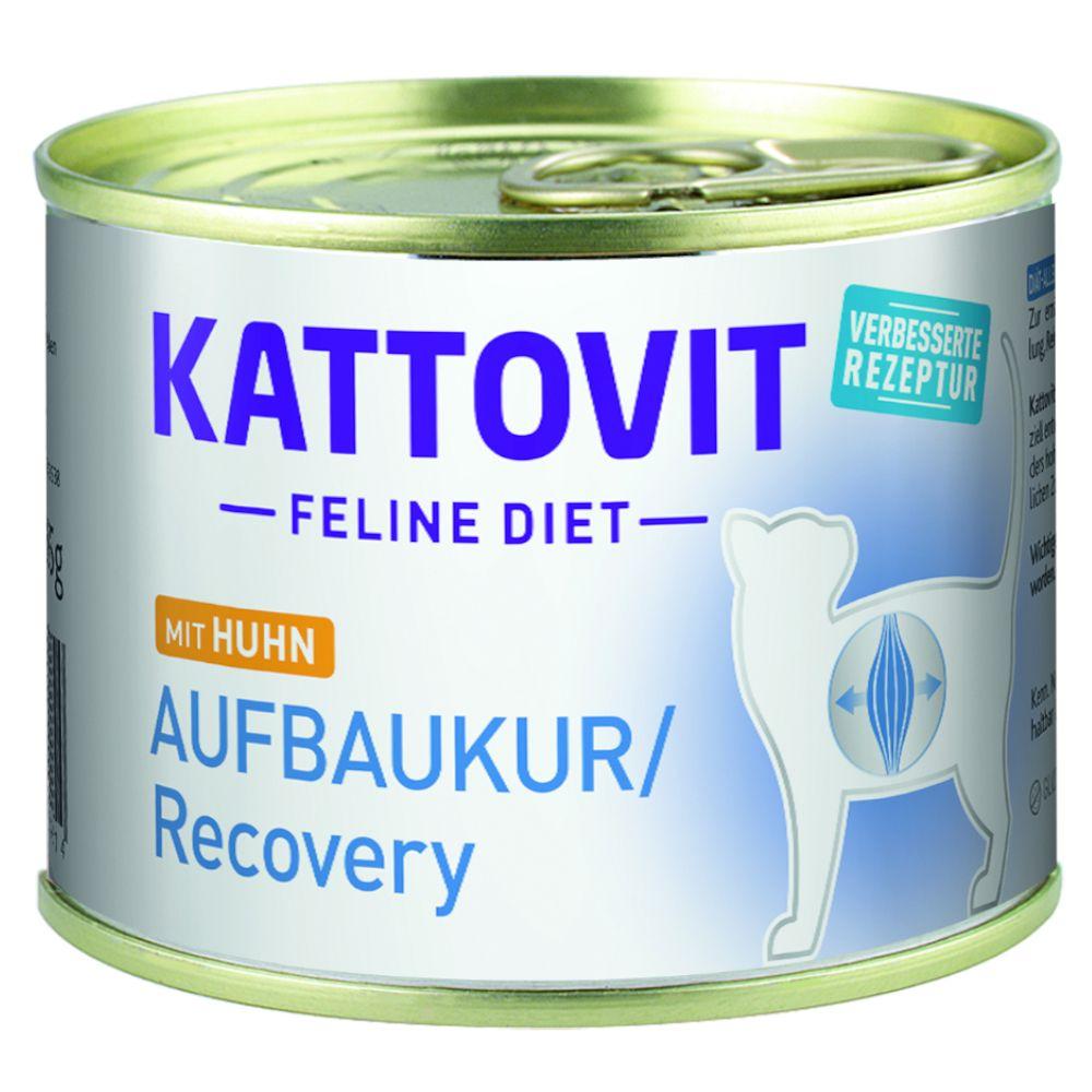 Image of Kattovit Ricostituente Energia plus - 6 x 185 g Pollo