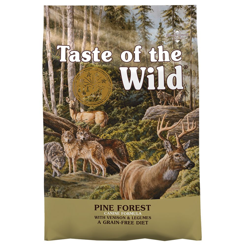 Taste of the Wild - Pine Forest - Economy Pack: 2 x 12.2kg