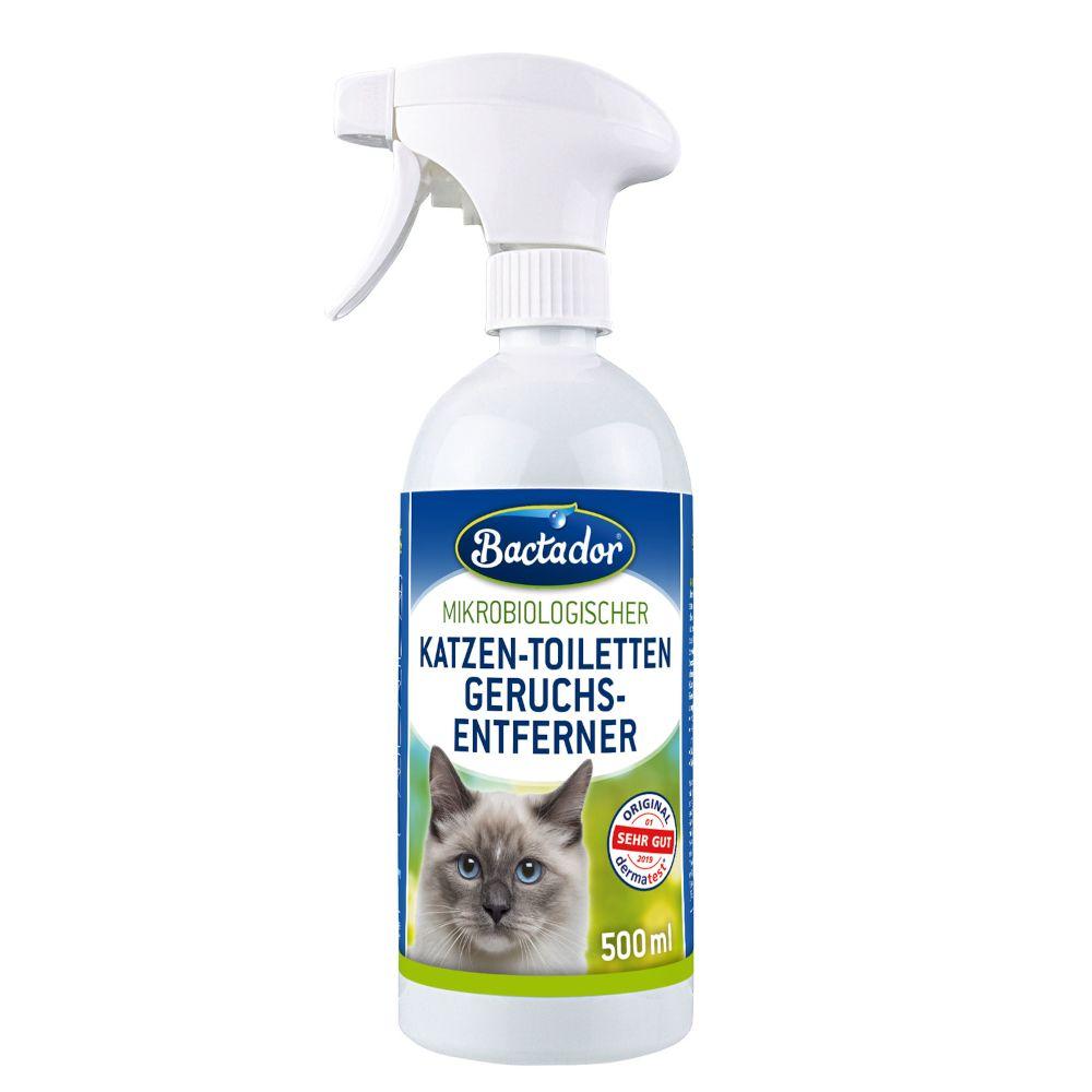 Bactador luktborttagare för kattoaletter - 500 ml