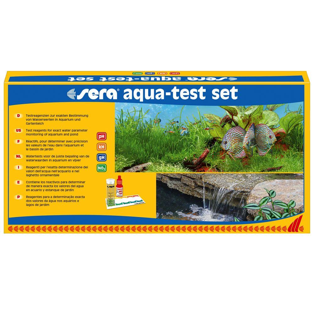 Foto SERA aqua-test set - Set