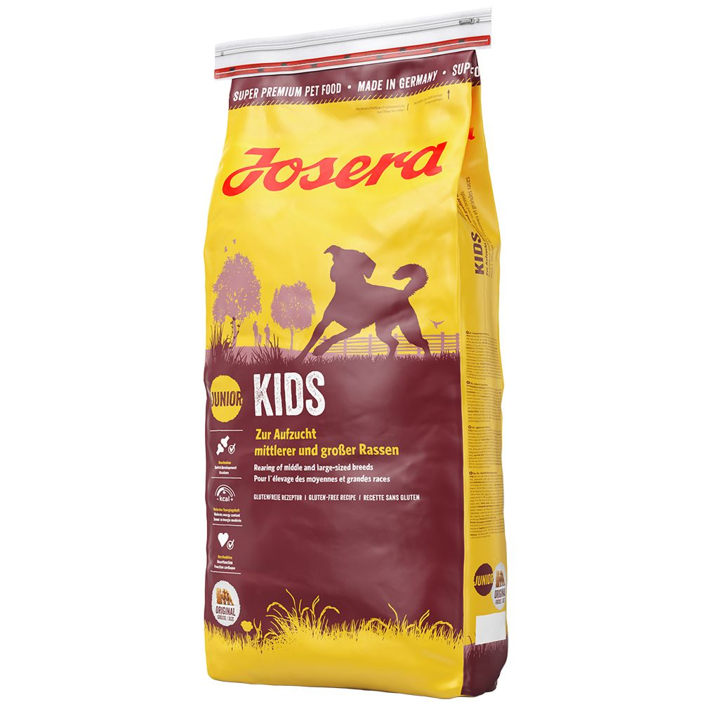 Josera Puppy Set with 900g Josera Kids