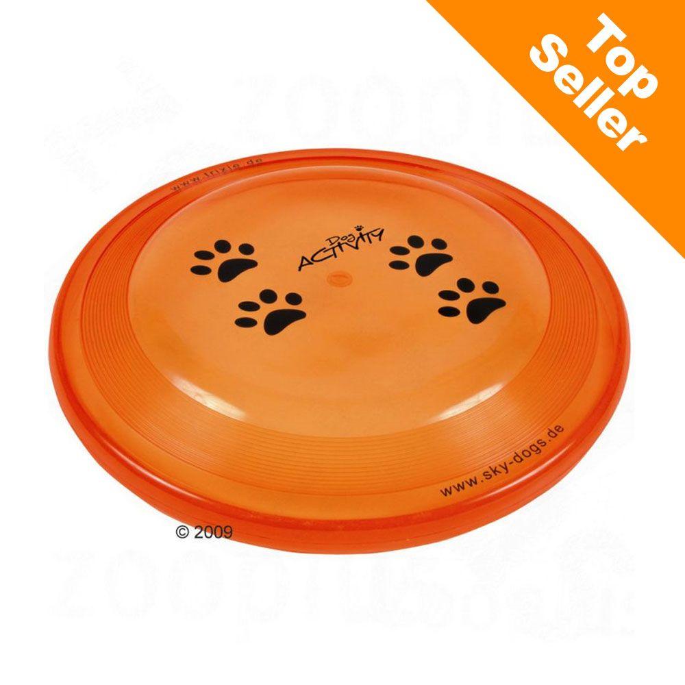 Chien Jouet Frisbee