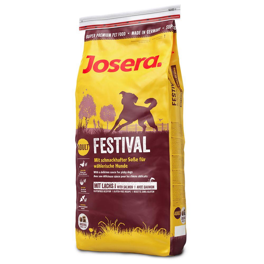 2x15kg Josera Festival Croquettes pour chien