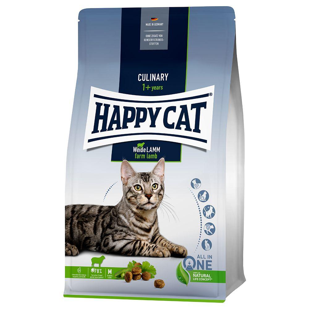 Happy Cat Culinary Adult Farm Lamb - Ekonomipack: 2 x 1,3 kg