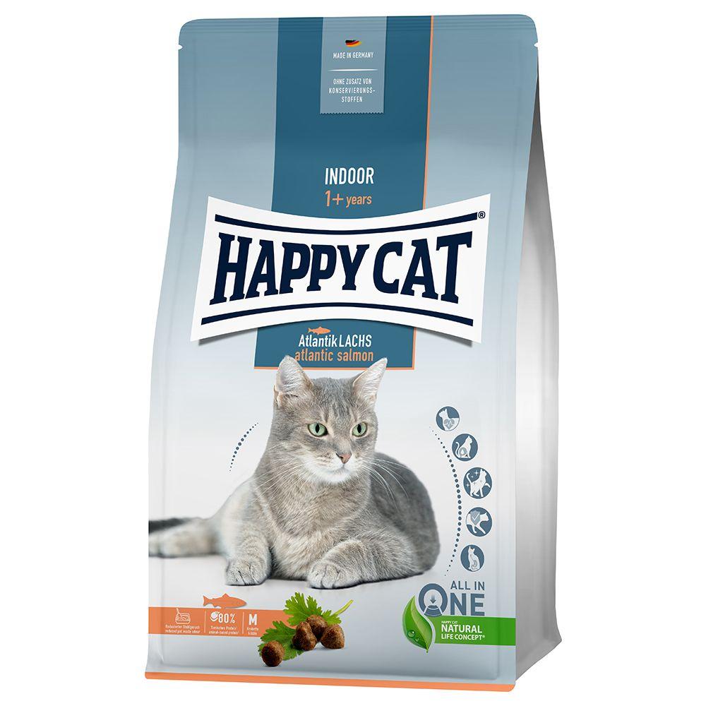 Happy Cat Indoor Atlantic Salmon - 4 kg