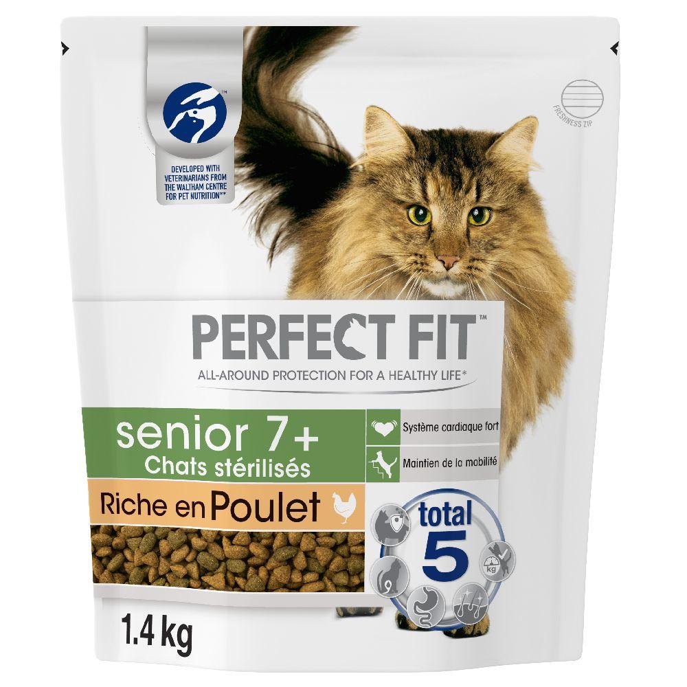 Perfect Fit Sterile 7+ Kyckling - Ekonomipack: 5 x 1,4 kg