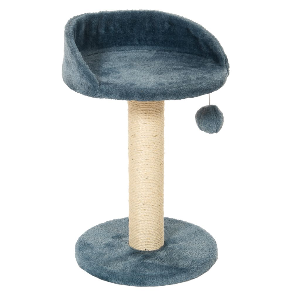 Enio Cat Tree - Grey / Blue